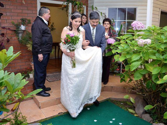 El matrimonio de Juan y Claudia en La Florida, Santiago 6