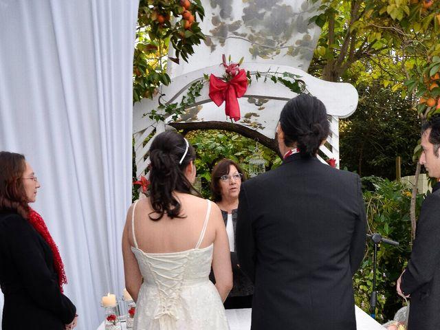 El matrimonio de Juan y Claudia en La Florida, Santiago 8