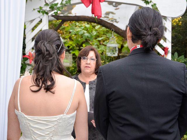 El matrimonio de Juan y Claudia en La Florida, Santiago 9