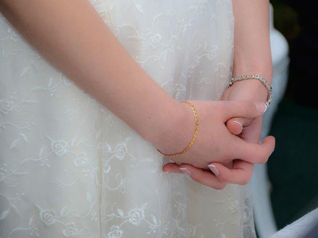 El matrimonio de Juan y Claudia en La Florida, Santiago 10