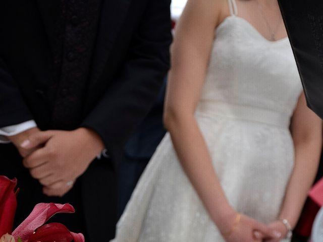 El matrimonio de Juan y Claudia en La Florida, Santiago 12