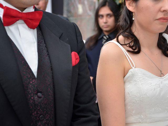 El matrimonio de Juan y Claudia en La Florida, Santiago 13