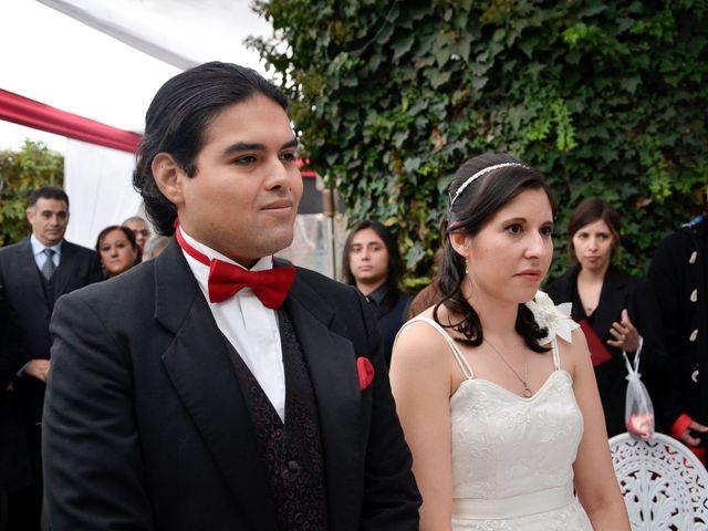 El matrimonio de Juan y Claudia en La Florida, Santiago 14