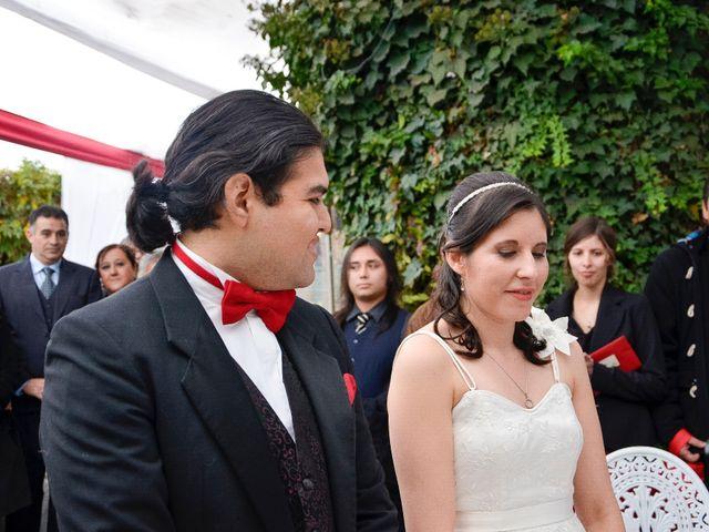 El matrimonio de Juan y Claudia en La Florida, Santiago 15