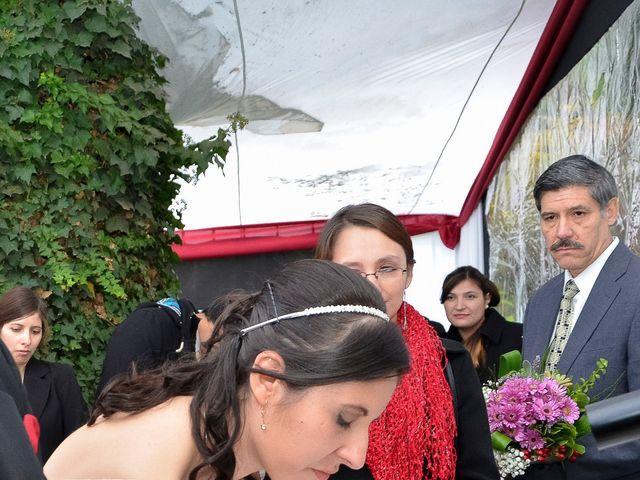 El matrimonio de Juan y Claudia en La Florida, Santiago 16