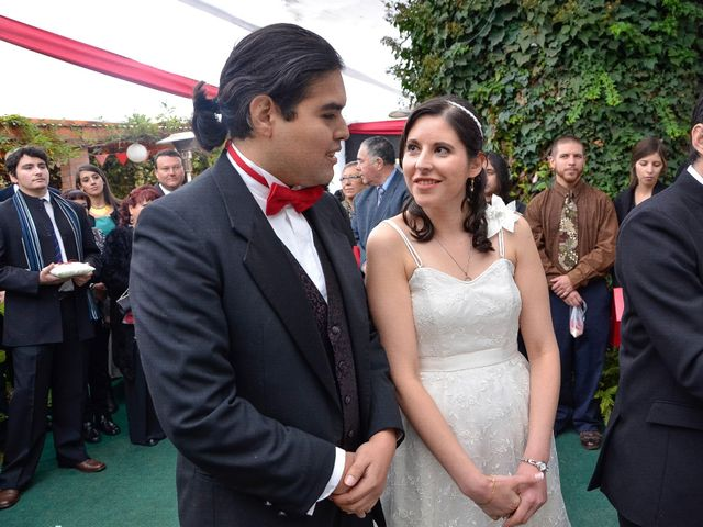 El matrimonio de Juan y Claudia en La Florida, Santiago 19
