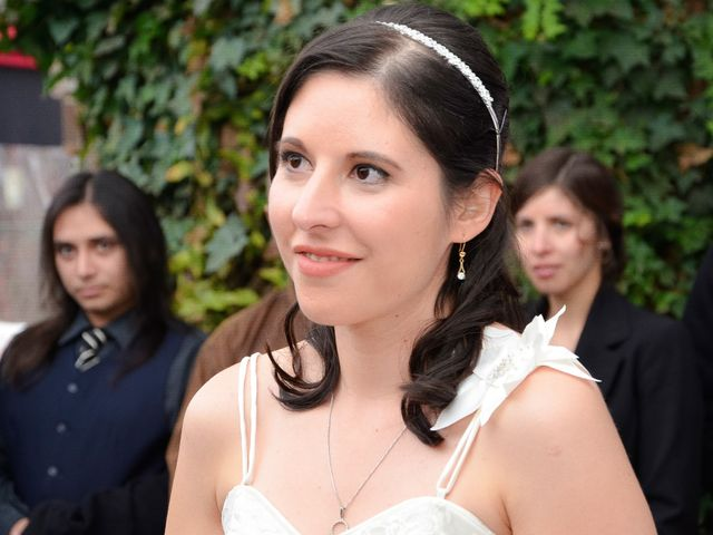 El matrimonio de Juan y Claudia en La Florida, Santiago 21