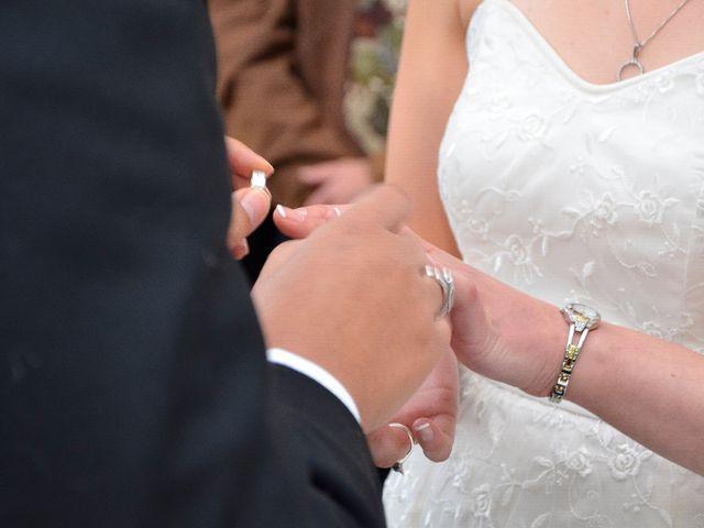 El matrimonio de Juan y Claudia en La Florida, Santiago 22
