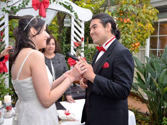 El matrimonio de Juan y Claudia en La Florida, Santiago 23