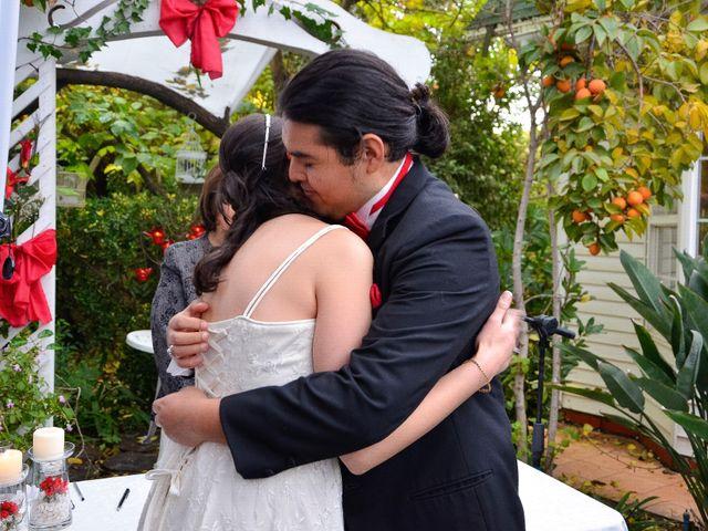 El matrimonio de Juan y Claudia en La Florida, Santiago 24