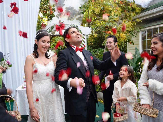 El matrimonio de Juan y Claudia en La Florida, Santiago 25