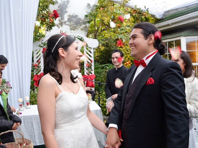 El matrimonio de Juan y Claudia en La Florida, Santiago 26