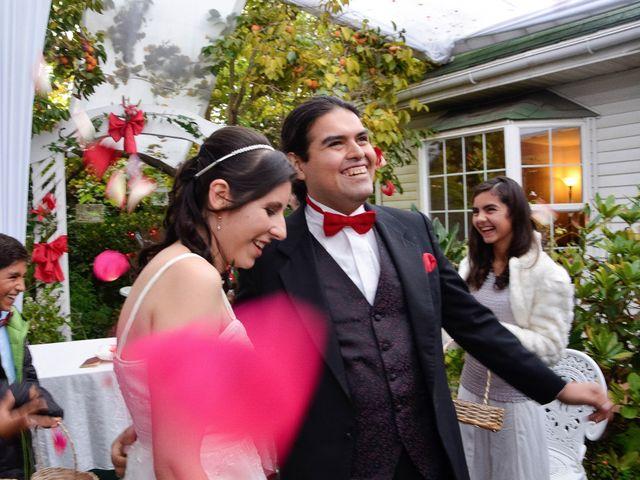 El matrimonio de Juan y Claudia en La Florida, Santiago 27