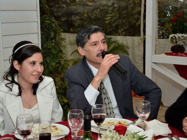 El matrimonio de Juan y Claudia en La Florida, Santiago 33