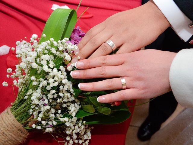 El matrimonio de Juan y Claudia en La Florida, Santiago 34