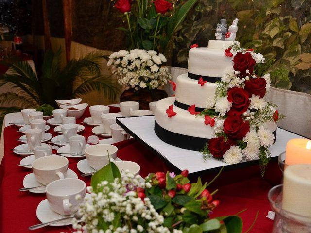 El matrimonio de Juan y Claudia en La Florida, Santiago 37