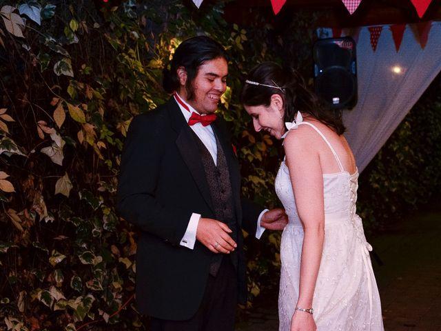 El matrimonio de Juan y Claudia en La Florida, Santiago 38