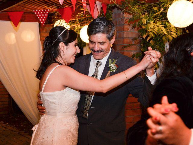 El matrimonio de Juan y Claudia en La Florida, Santiago 40