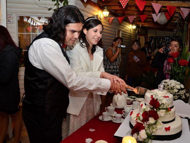 El matrimonio de Juan y Claudia en La Florida, Santiago 41