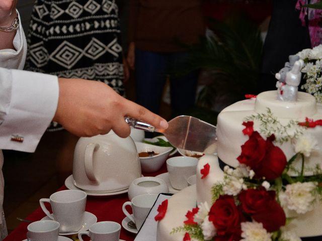 El matrimonio de Juan y Claudia en La Florida, Santiago 42