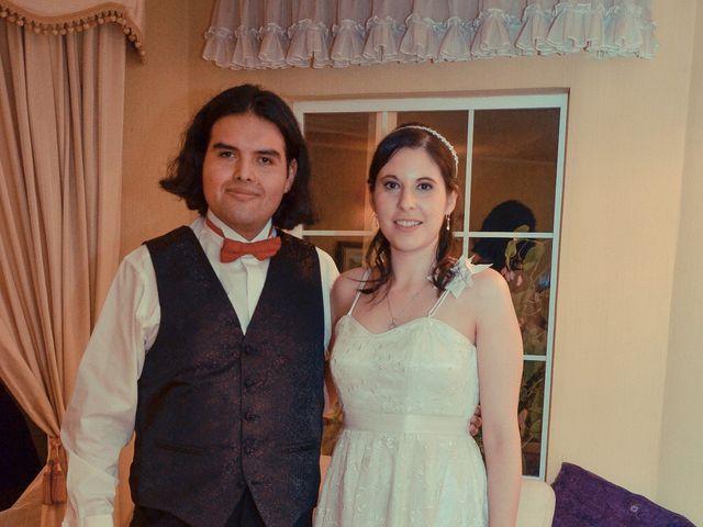 El matrimonio de Juan y Claudia en La Florida, Santiago 43