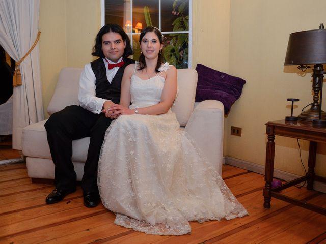 El matrimonio de Juan y Claudia en La Florida, Santiago 44