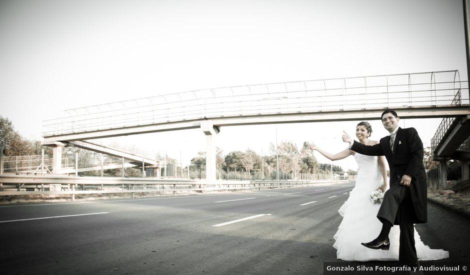 El matrimonio de Sergio y Daissy en Ercilla, Malleco