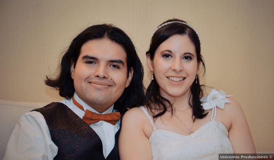 El matrimonio de Juan y Claudia en La Florida, Santiago