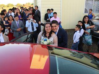 El matrimonio de Marcelo y Andrea 3