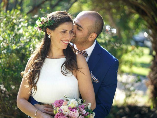 El matrimonio de Bárbara y Marcelo