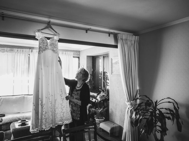 El matrimonio de Ignacio y Marisa en Las Condes, Santiago 1