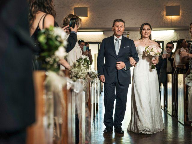El matrimonio de Ignacio y Marisa en Las Condes, Santiago 5