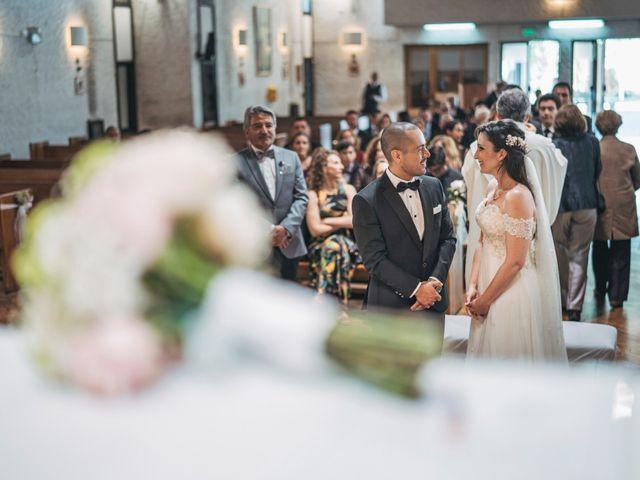El matrimonio de Ignacio y Marisa en Las Condes, Santiago 8
