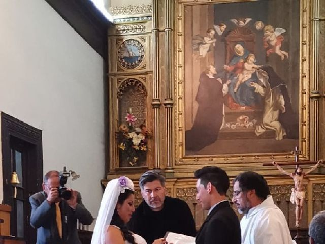 El matrimonio de Angelo y Cecilia  en Valparaíso, Valparaíso 1