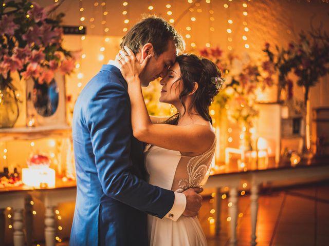 El matrimonio de Carlos y Andrea en Calera de Tango, Maipo 1