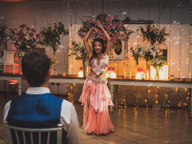 El matrimonio de Carlos y Andrea en Calera de Tango, Maipo 4