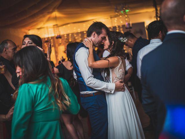 El matrimonio de Carlos y Andrea en Calera de Tango, Maipo 6
