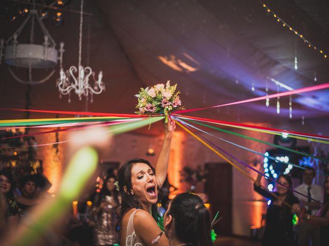 El matrimonio de Carlos y Andrea en Calera de Tango, Maipo 8