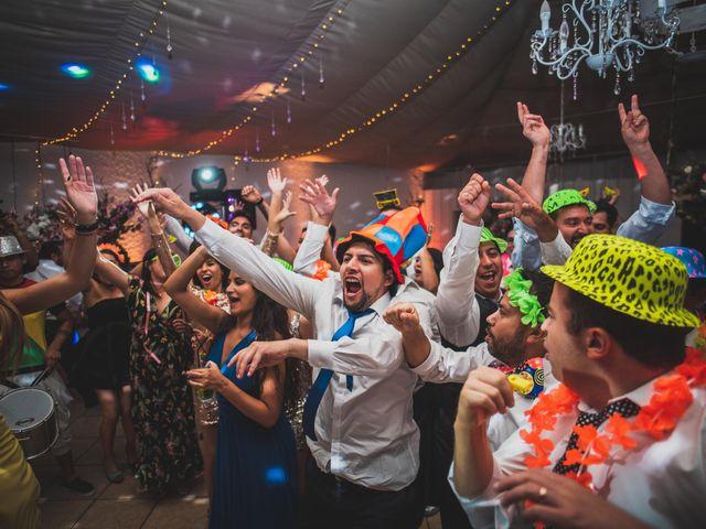 El matrimonio de Carlos y Andrea en Calera de Tango, Maipo 10