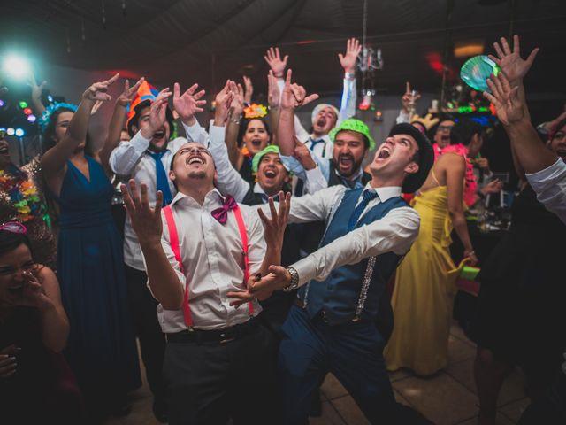 El matrimonio de Carlos y Andrea en Calera de Tango, Maipo 13