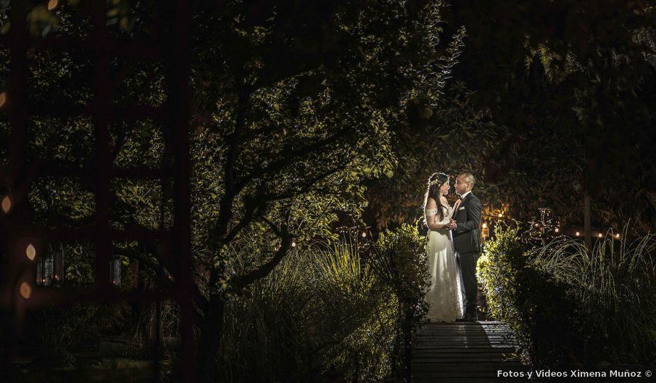 El matrimonio de Ignacio y Marisa en Las Condes, Santiago