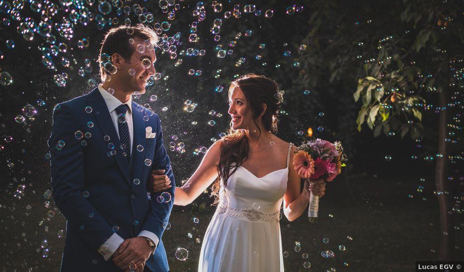 El matrimonio de Carlos y Andrea en Calera de Tango, Maipo