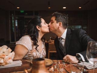 El matrimonio de Kathia y Felipe