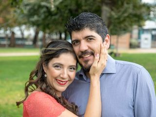 El matrimonio de Alejandra y Patricio 1