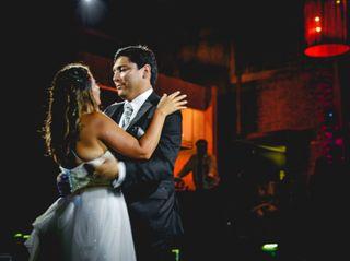 El matrimonio de Katy y Marco