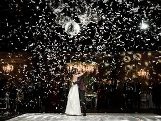 El matrimonio de Sebastian  y Bárbara