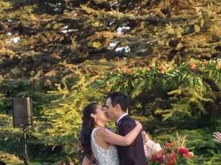 El matrimonio de Sebastian  y Bárbara  3