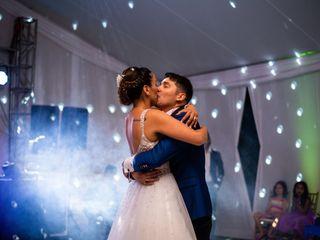 El matrimonio de Jenny y Sebastián