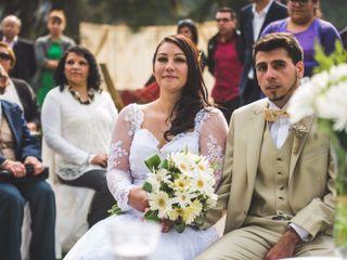 El matrimonio de Camila y Bryan