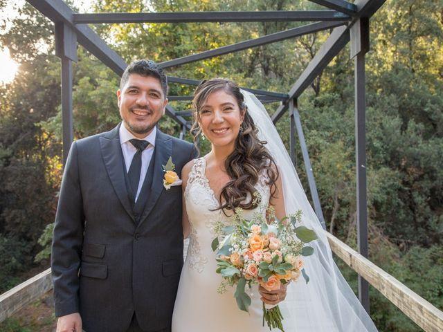 El matrimonio de Alejandra y Patricio